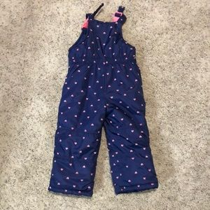 Carter's Other - Snow pants, 2T, Carter's, perfect condition